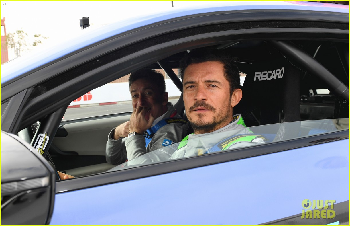 orlando bloom celebrates 41st birthday with racing in morocco 124014211