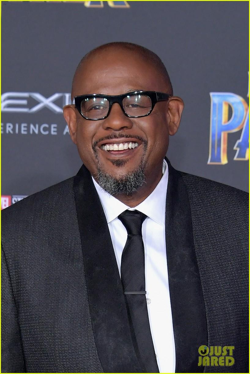 Chadwick Boseman Michael B Jordan Look Sharp At Black Panther