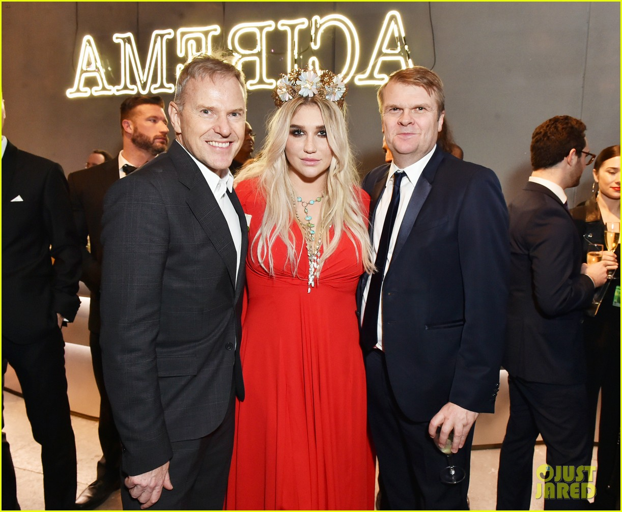 camila cabello kesha celebrate grammys 2018 at sony after party 114023712