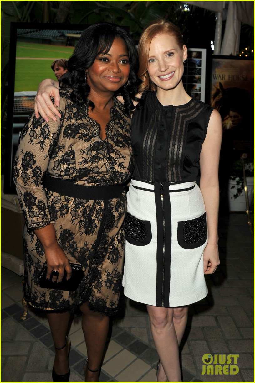 jessica chastain octavia spencer equal pay 014020981