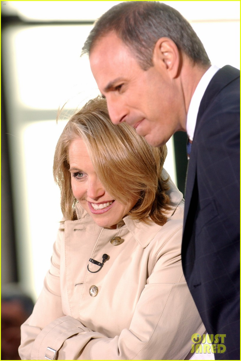 katie couric matt lauer photos 024014147
