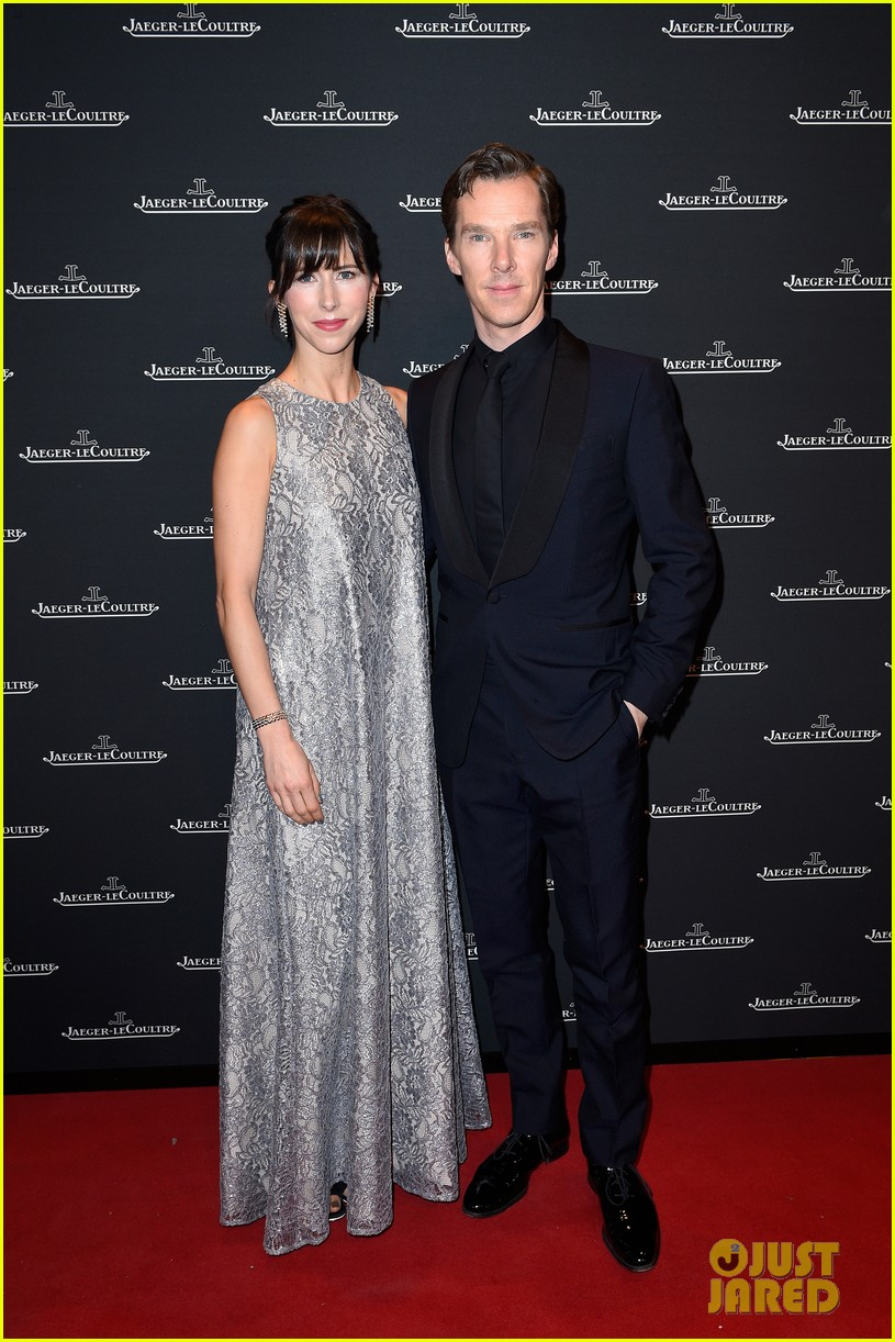 benedict cumberbatch sophie hunter couple up at jaeger lecoultre polaris gala 024015416