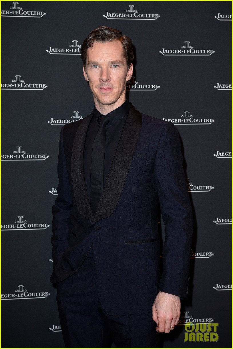benedict cumberbatch sophie hunter couple up at jaeger lecoultre polaris gala 044015418
