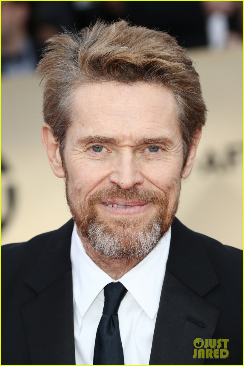 willem dafoe joins ted danson mary steenburgen at sag awards 2018 074018977