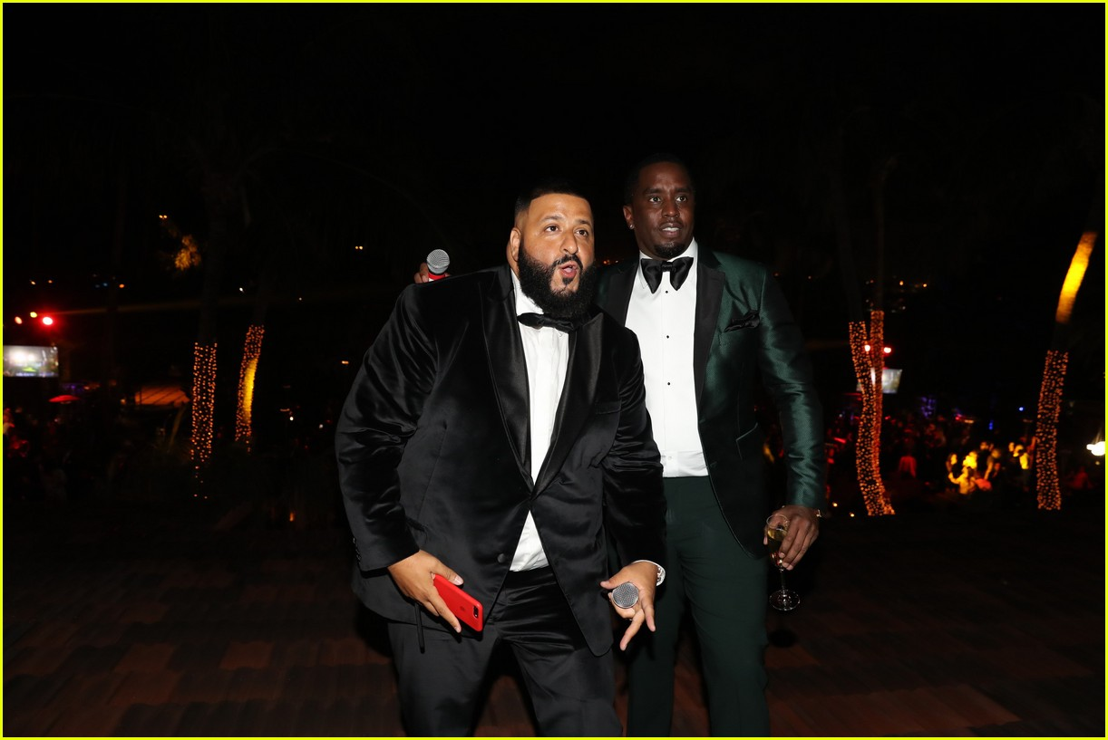 diddy hosts a star studded nye party at his miami home 094006555
