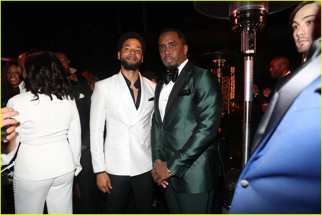 diddy hosts a star studded nye party at his miami home 104006556