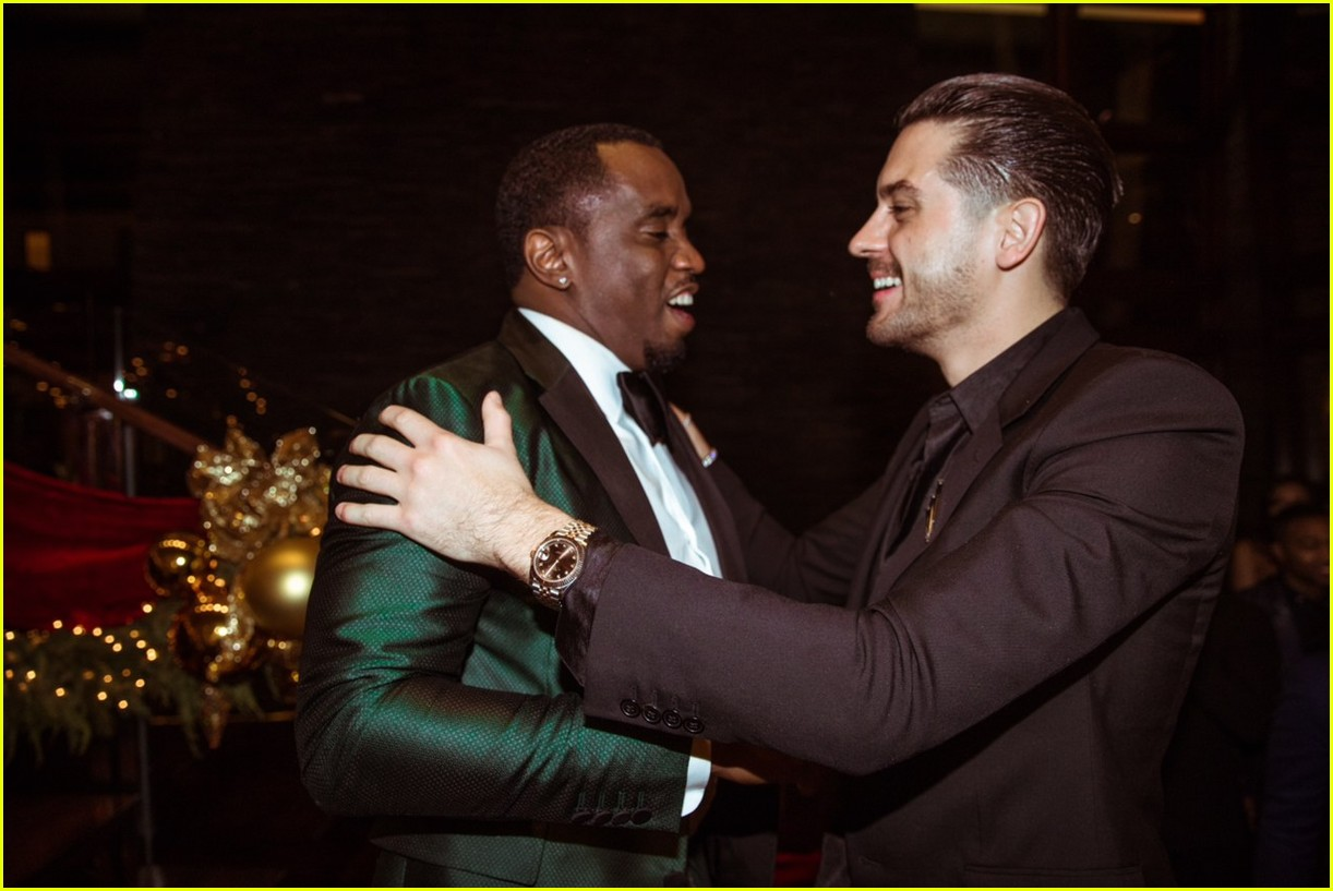 diddy hosts a star studded nye party at his miami home 194006565