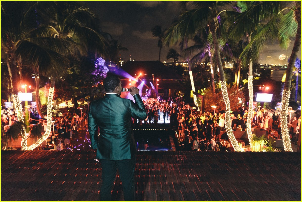 diddy hosts a star studded nye party at his miami home 204006566