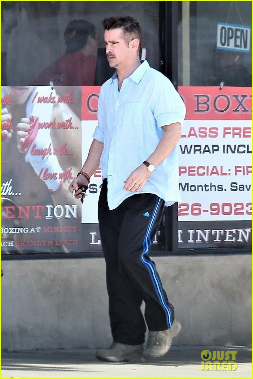colin farrell step out for solo lunch in los feliz 054021525
