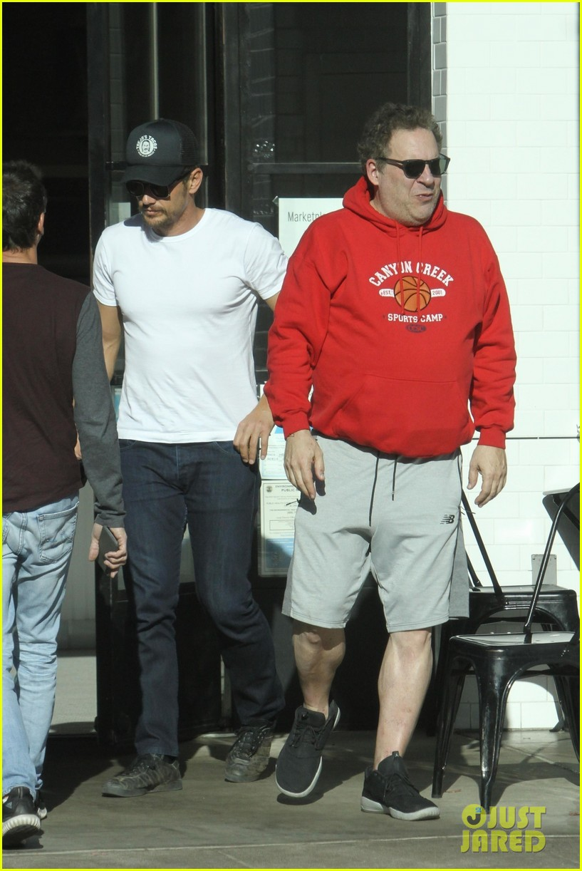 james franco lunches with jeff garlin 034020304