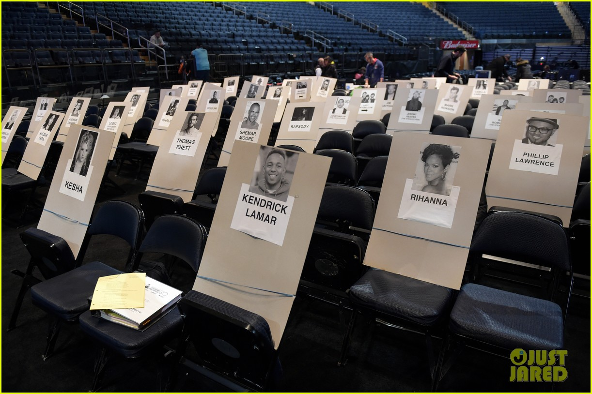 grammys 2018 seating chart revealed 124021287