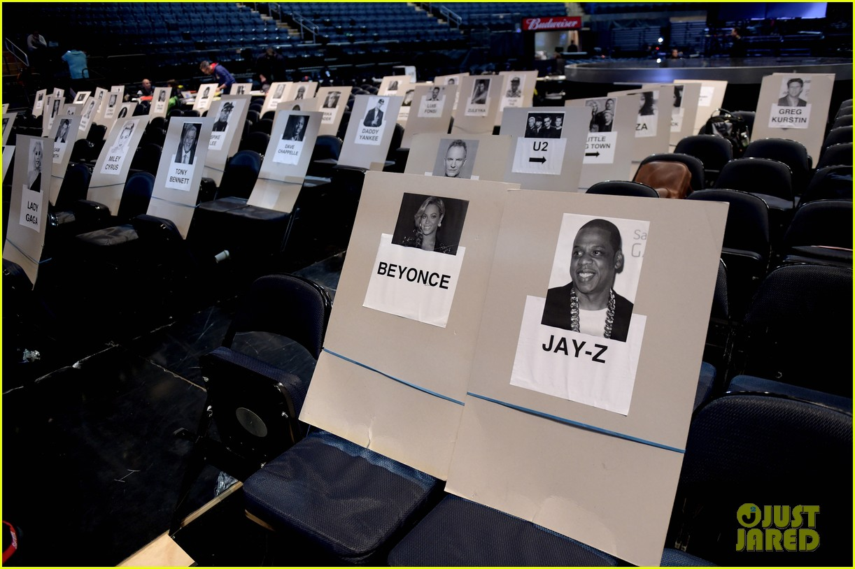 grammys 2018 seating chart revealed 174021292