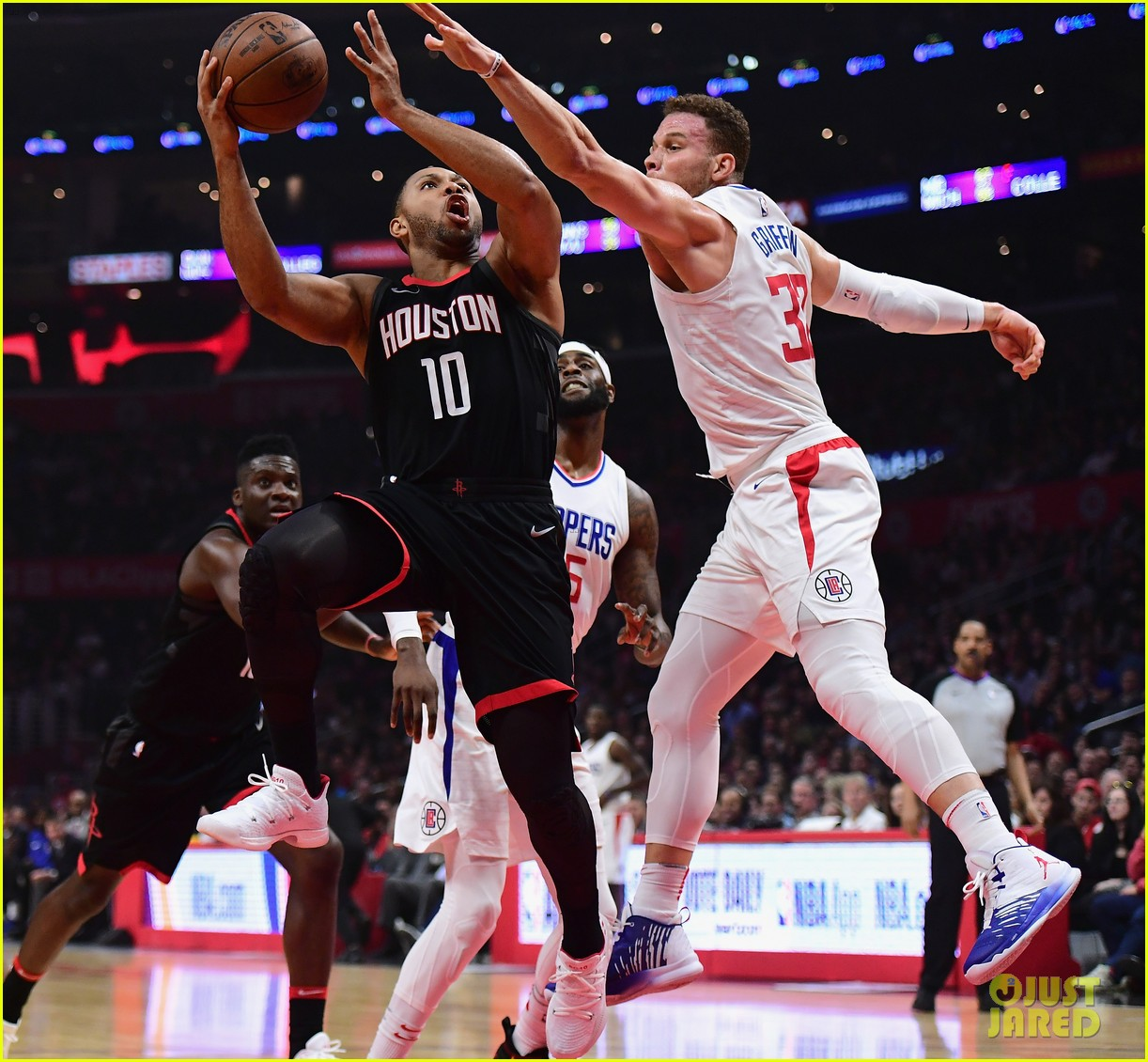 Blake Griffin Traded From La Clippers To Detroit Pistons Photo