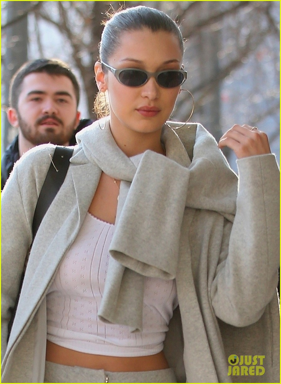 gigi bella hadid step out on separates sides of the world 084014318