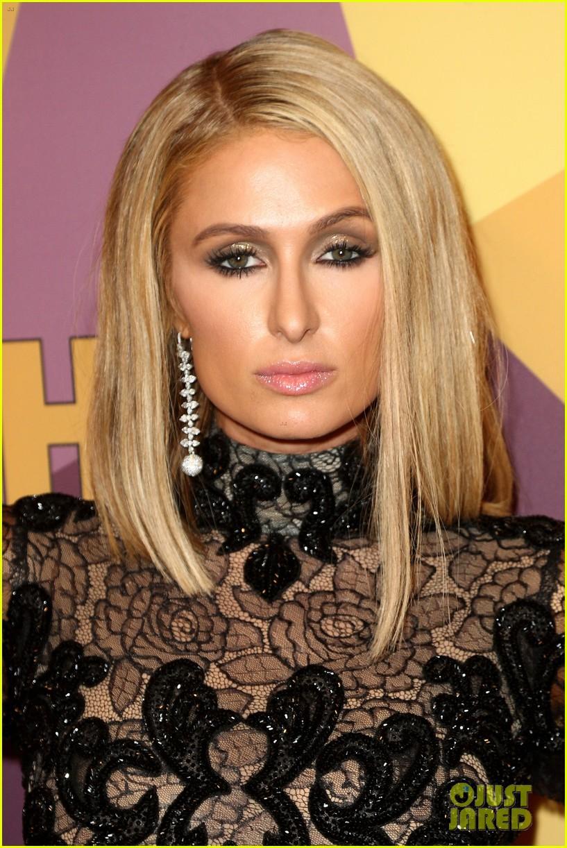 Paris Hilton & Chris Zylka Are Picture Perfect at Golden ... Paris Hilton