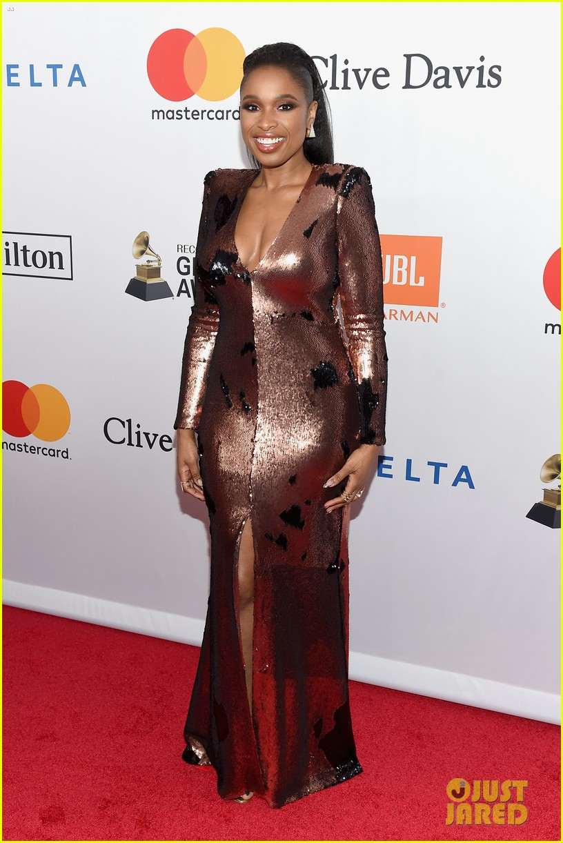 jennifer hudson cardi b rita ora go glam for pre grammys party 014022200