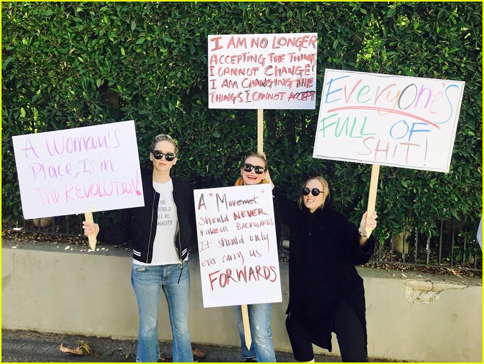 jennifer lawrence cameron diaz adele womens march 014017675