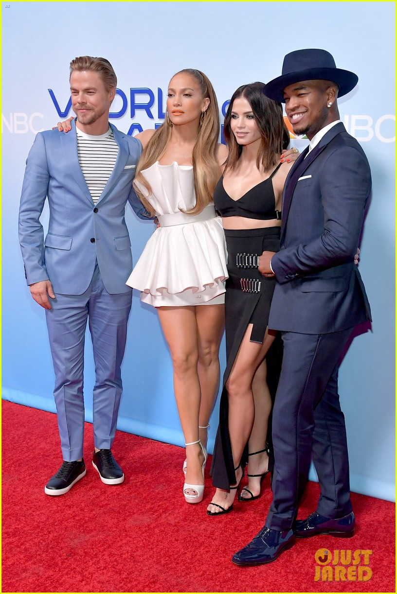 Jennifer Lopez Joins World Of Dance Team To Promote