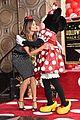katy perry heidi klum minnie mouse walk of fame 15