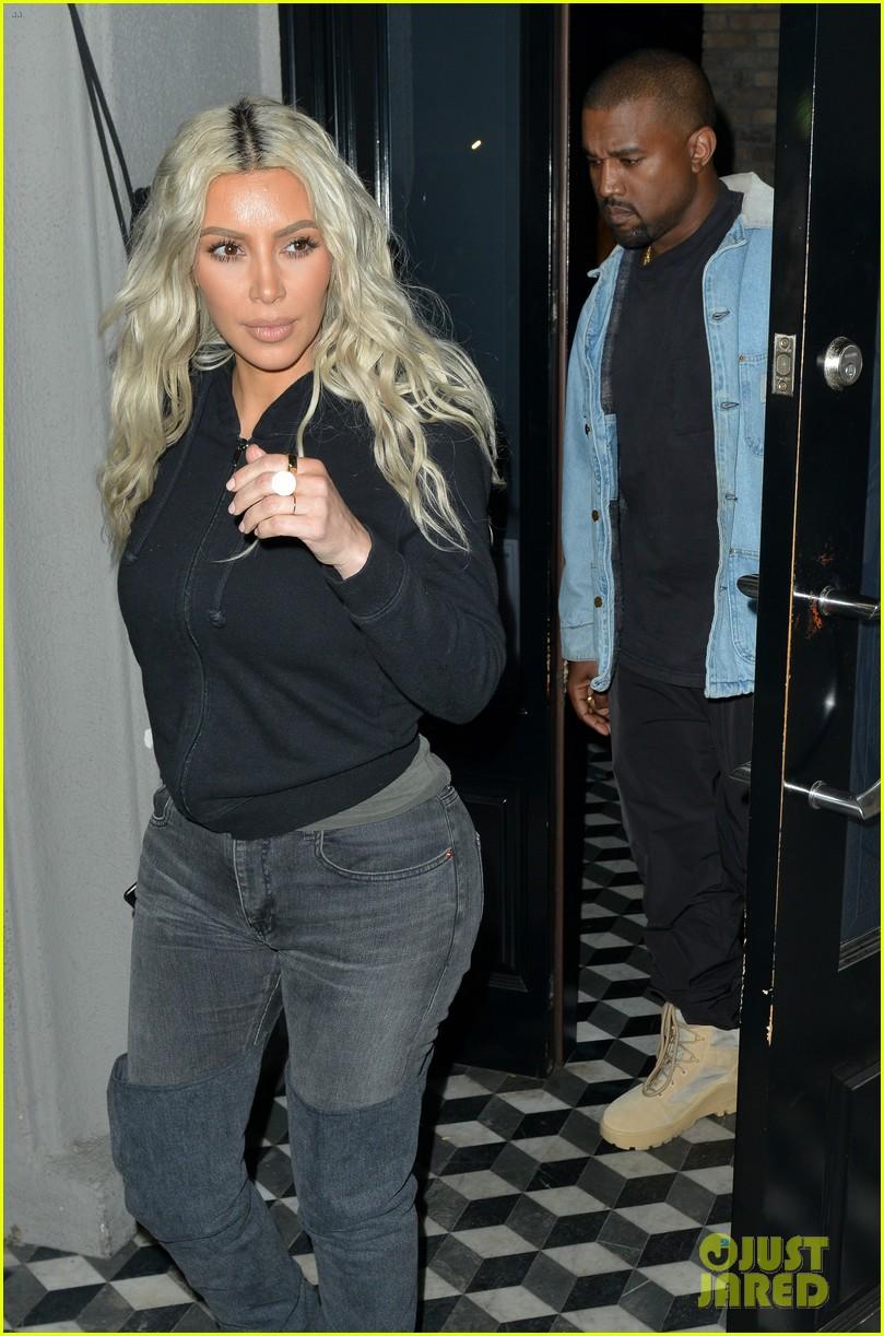 kim kardashian kanye west craigs dinner 084014163