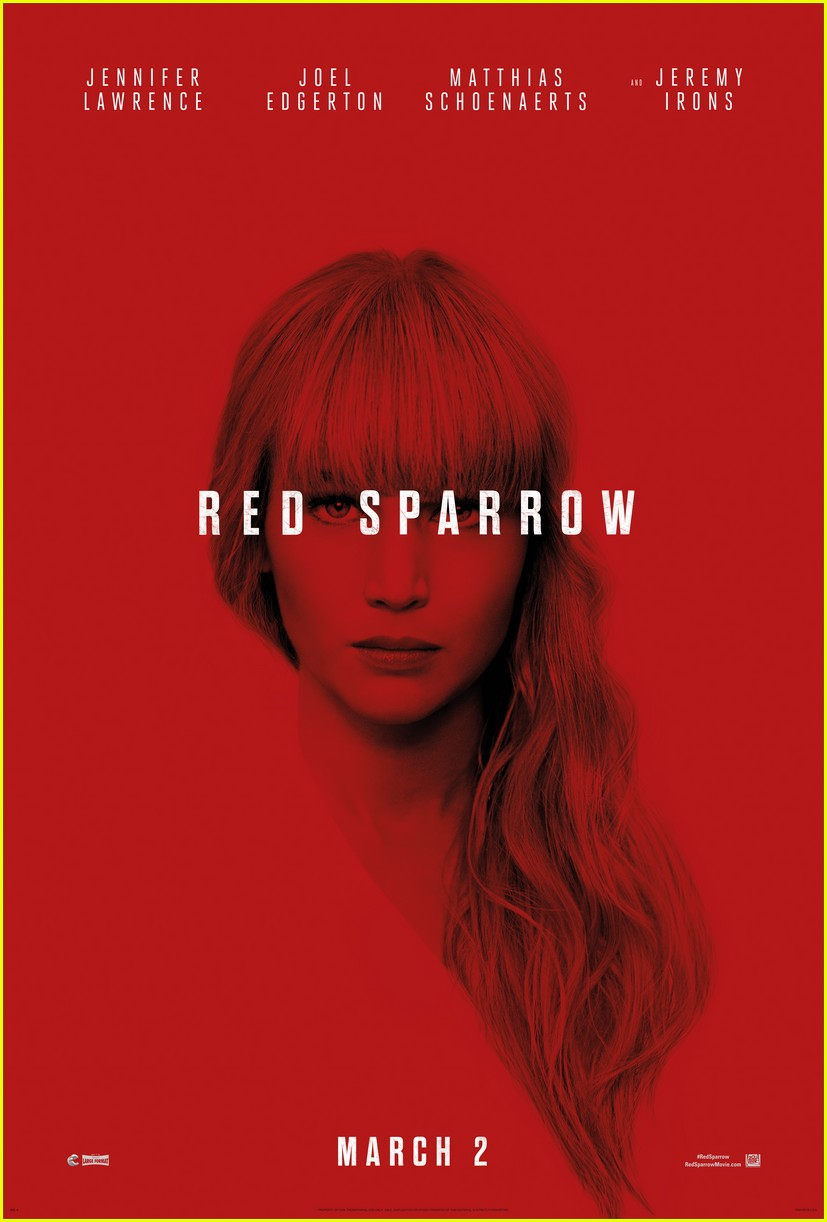 jennifer lawrence red sparrow 014010959