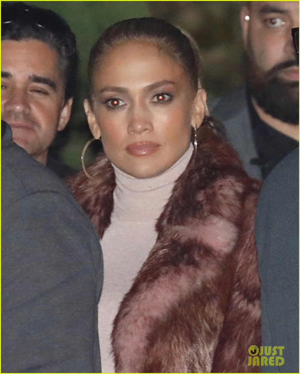 Jennifer Lopez Long Hair