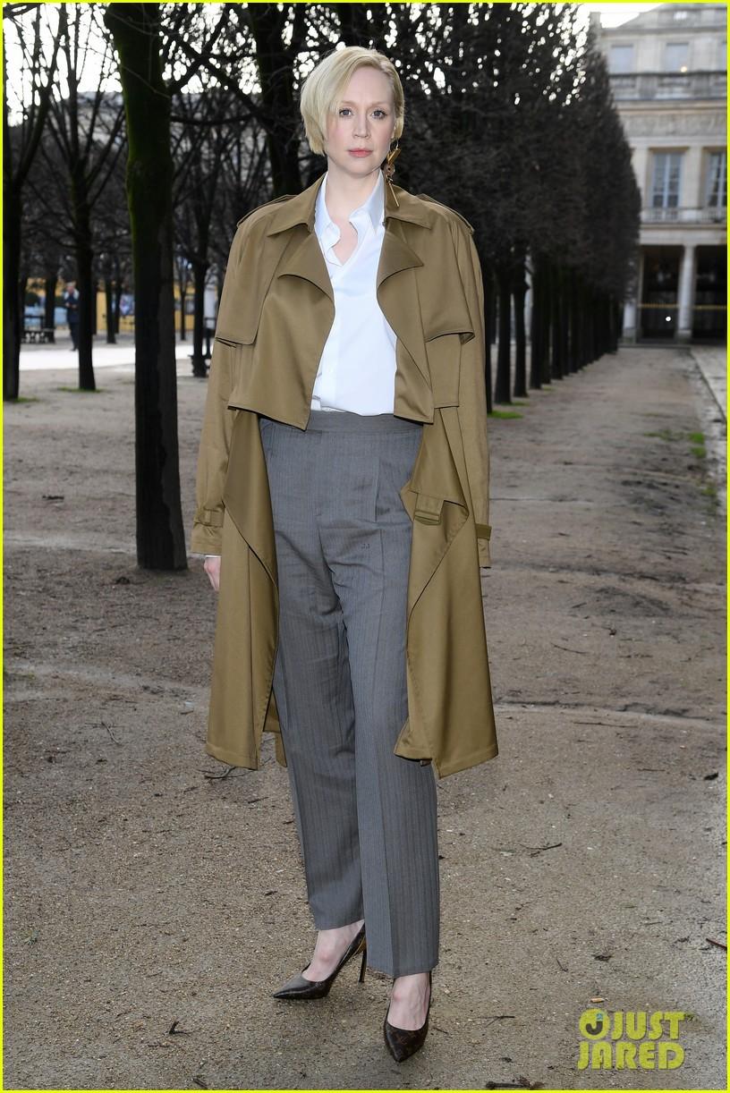 james marsden brings son jack to louis vuitton menswear paris fashion show 124016286