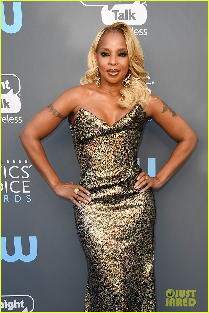 mary j blige critics choice 2018 014013099