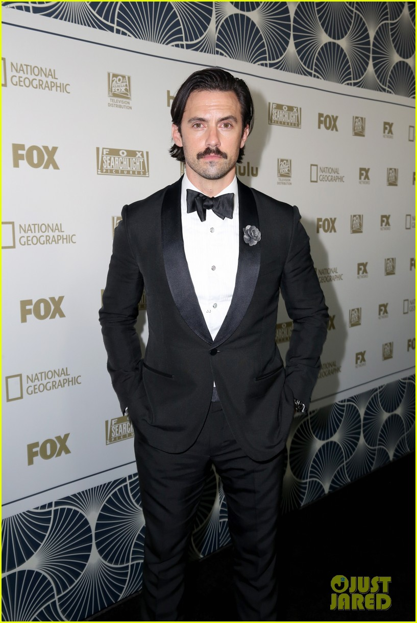 milo ventimiglia fell in pool golden globes 014011051