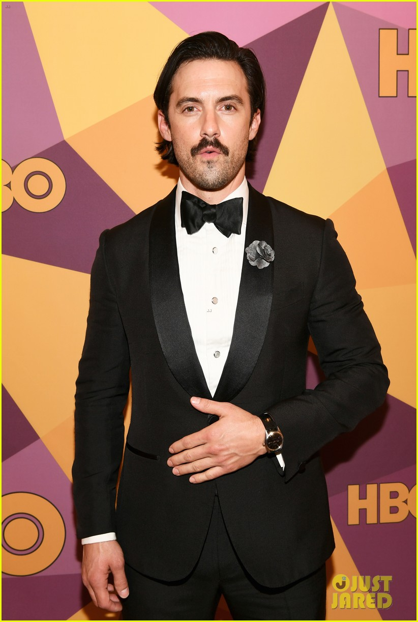 milo ventimiglia fell in pool golden globes 034011053