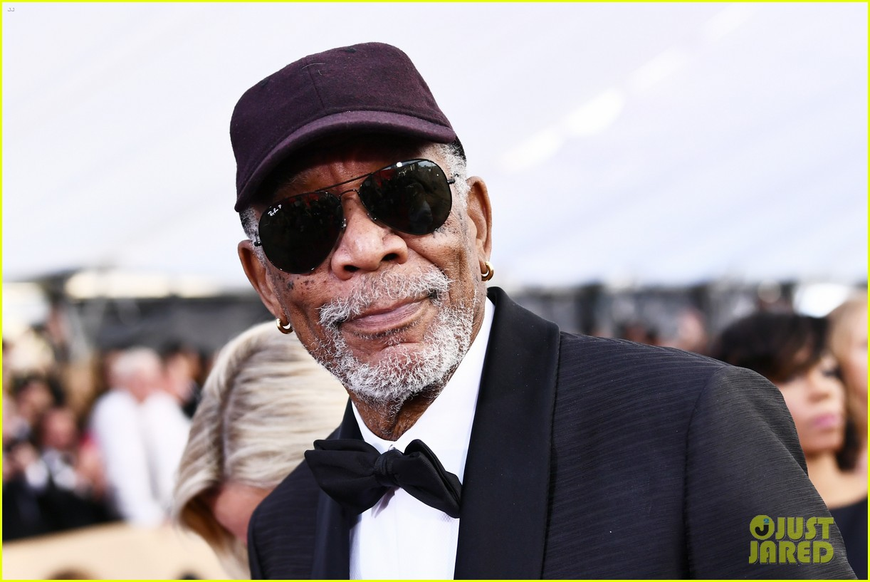 morgan freeman sag 2018 014018618