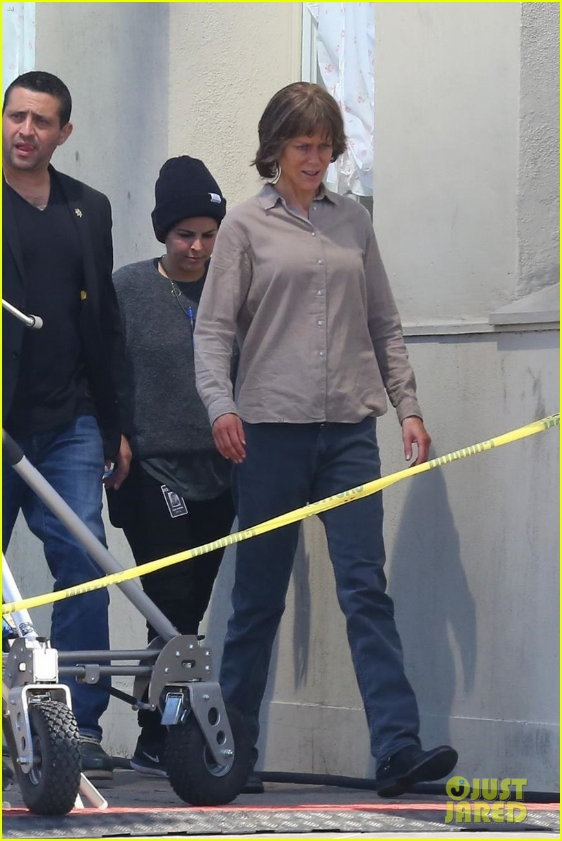 nicole kidman unrecognizable filming destroyer 024014099