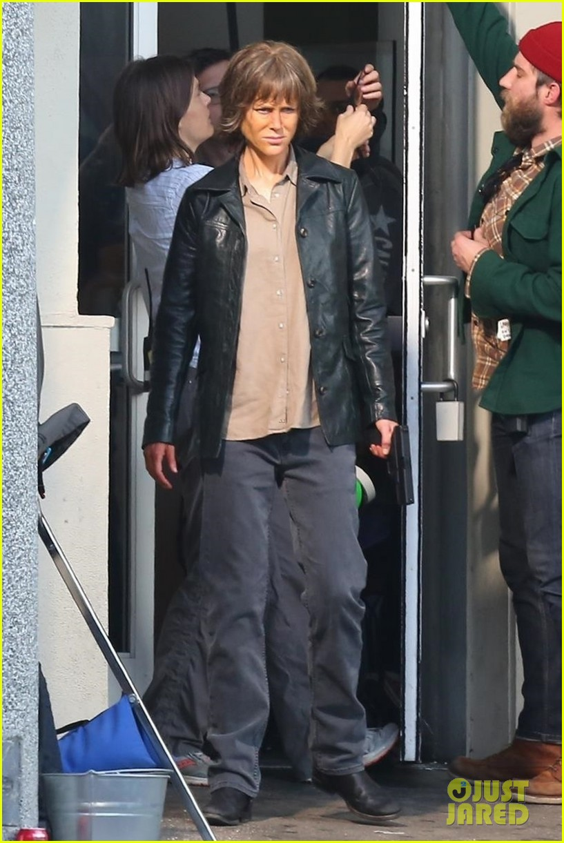 nicole kidman unrecognizable filming destroyer 044014101