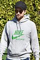 robert pattinson wears his gym clothes for a casual stroll 04