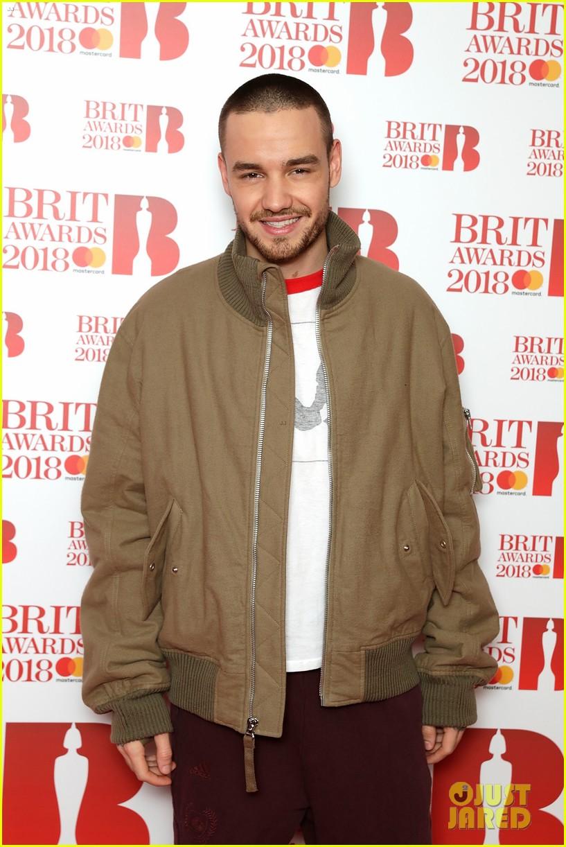 liam payne celebrates his brit awards 2018 nominations 014014263