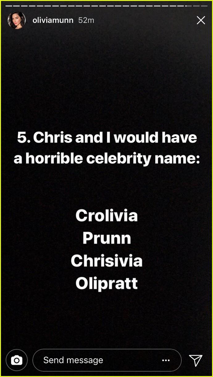 chris pratt olivia munn dating rumors 064018203