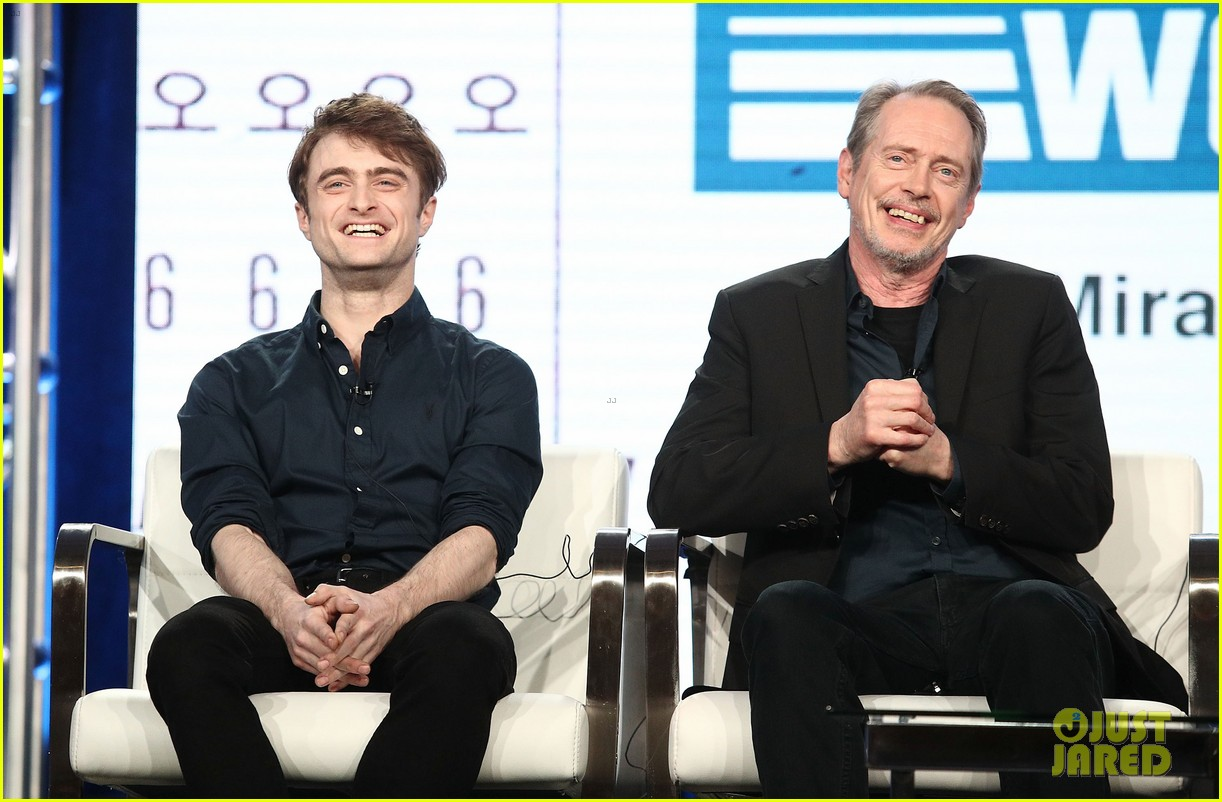 daniel radcliffe and steve buscemi bring miracle workers to winter tca tour 2018 054013492