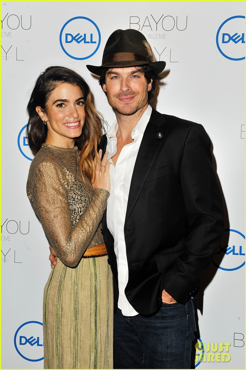 Nikki Reed Launches Jewelry Line with Husband Ian Somerhalders