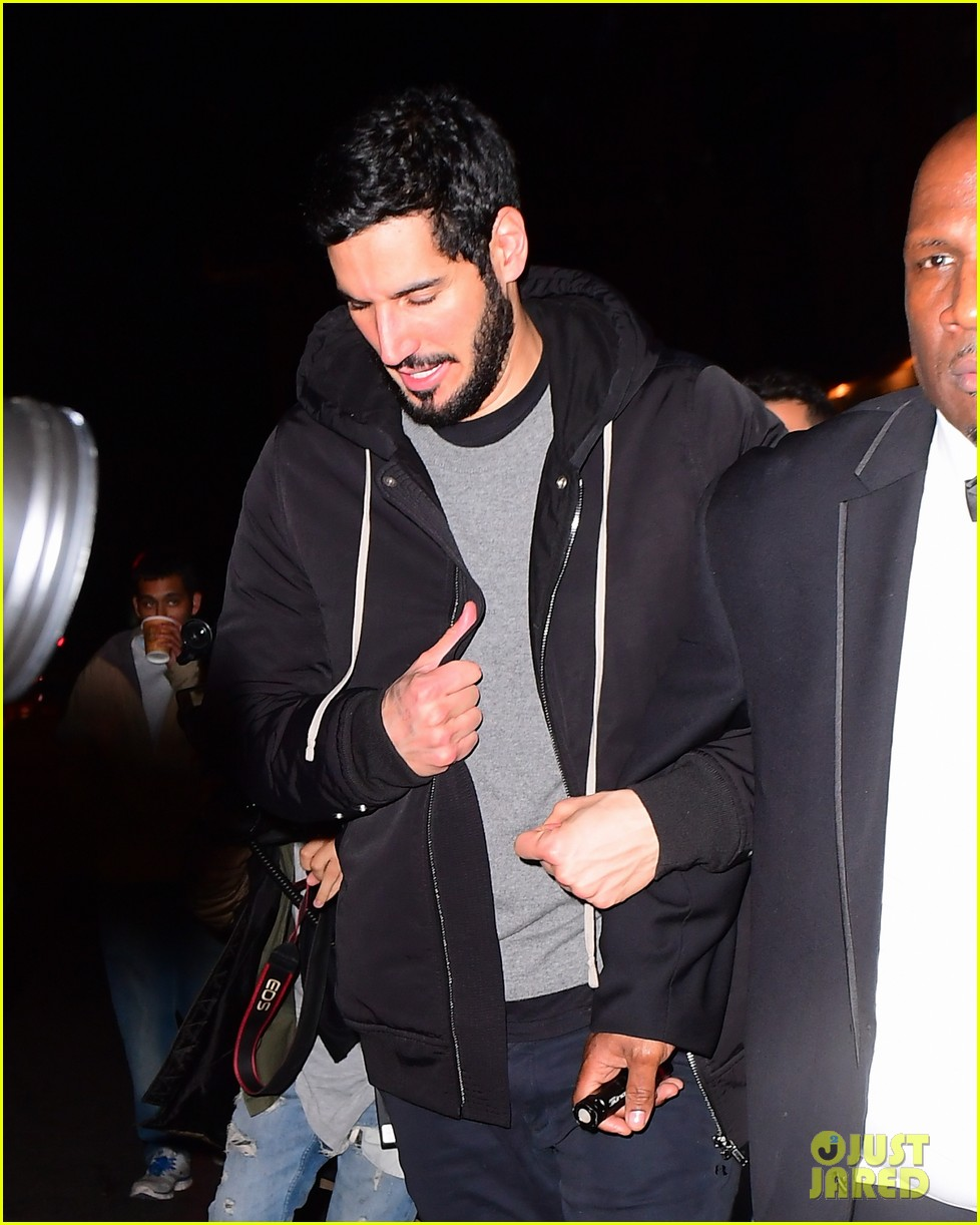rihanna boyfriend 1oak after grammys 034023676