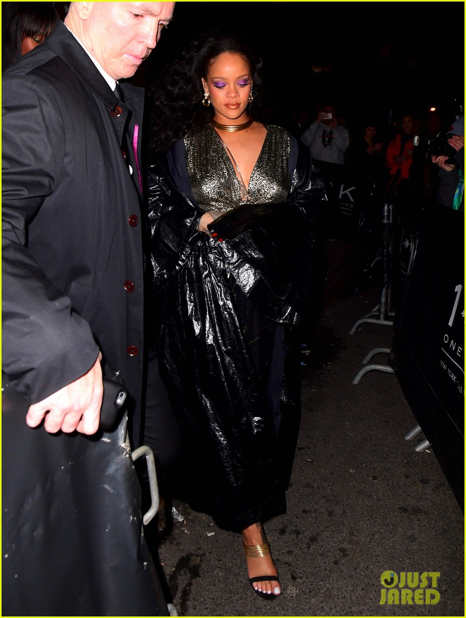 rihanna boyfriend 1oak after grammys 044023677