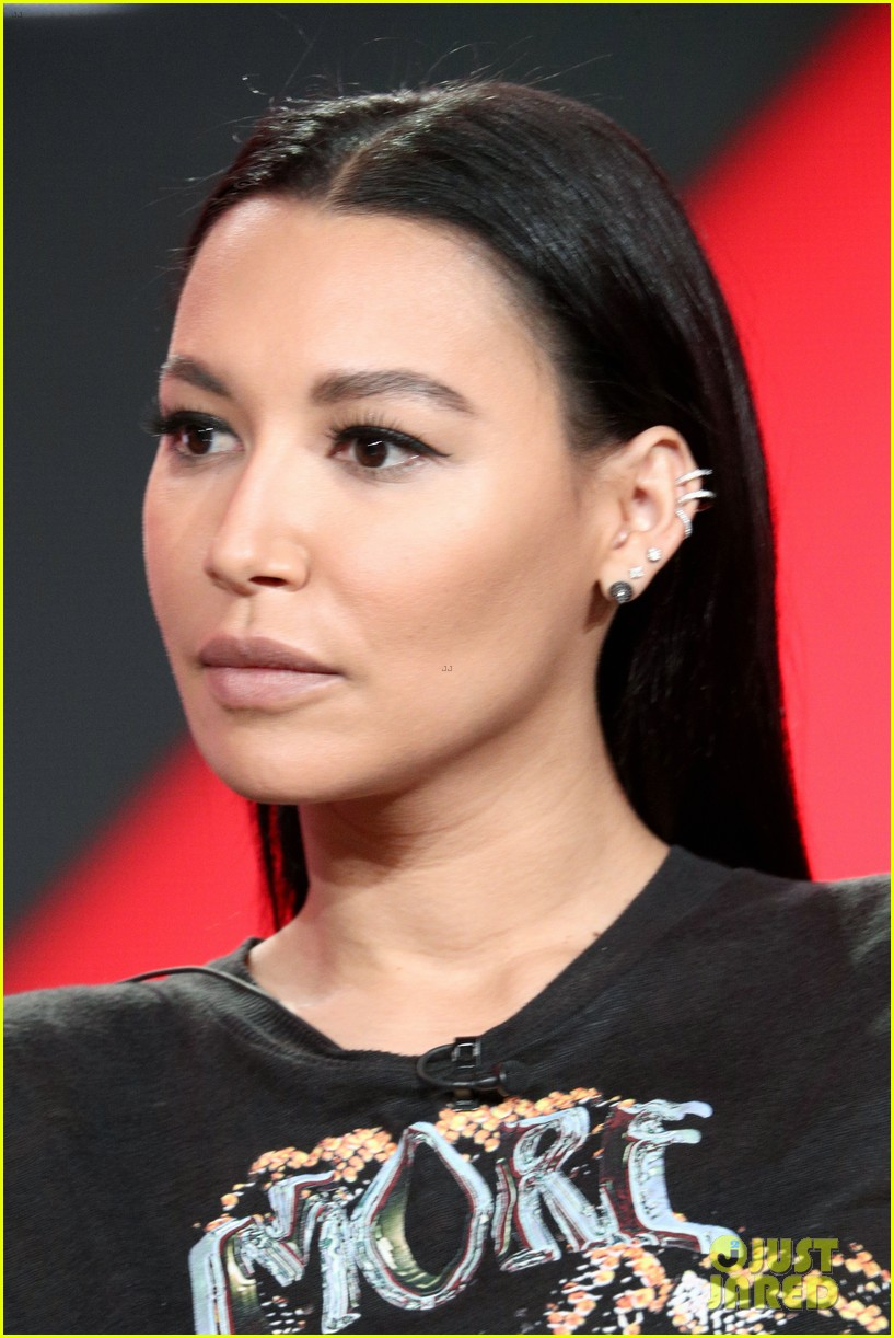 naya rivera makes first public appearance since arrest at winter tcas 2018 084014376