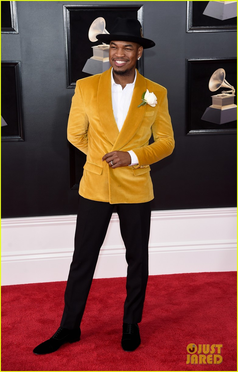Ne Yo Joins Rick Ross Amp Tyler The Creator At Grammys 2018