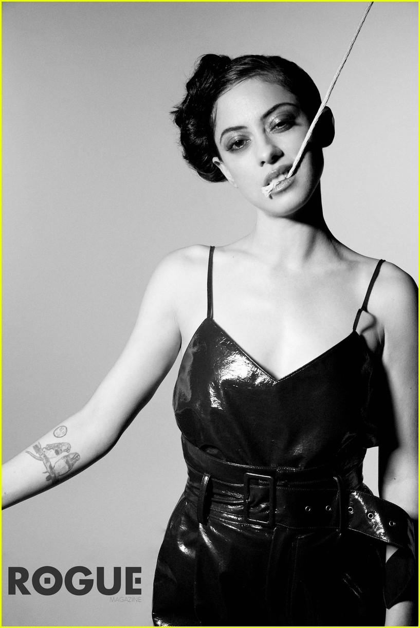 Watch Rosa Salazar video