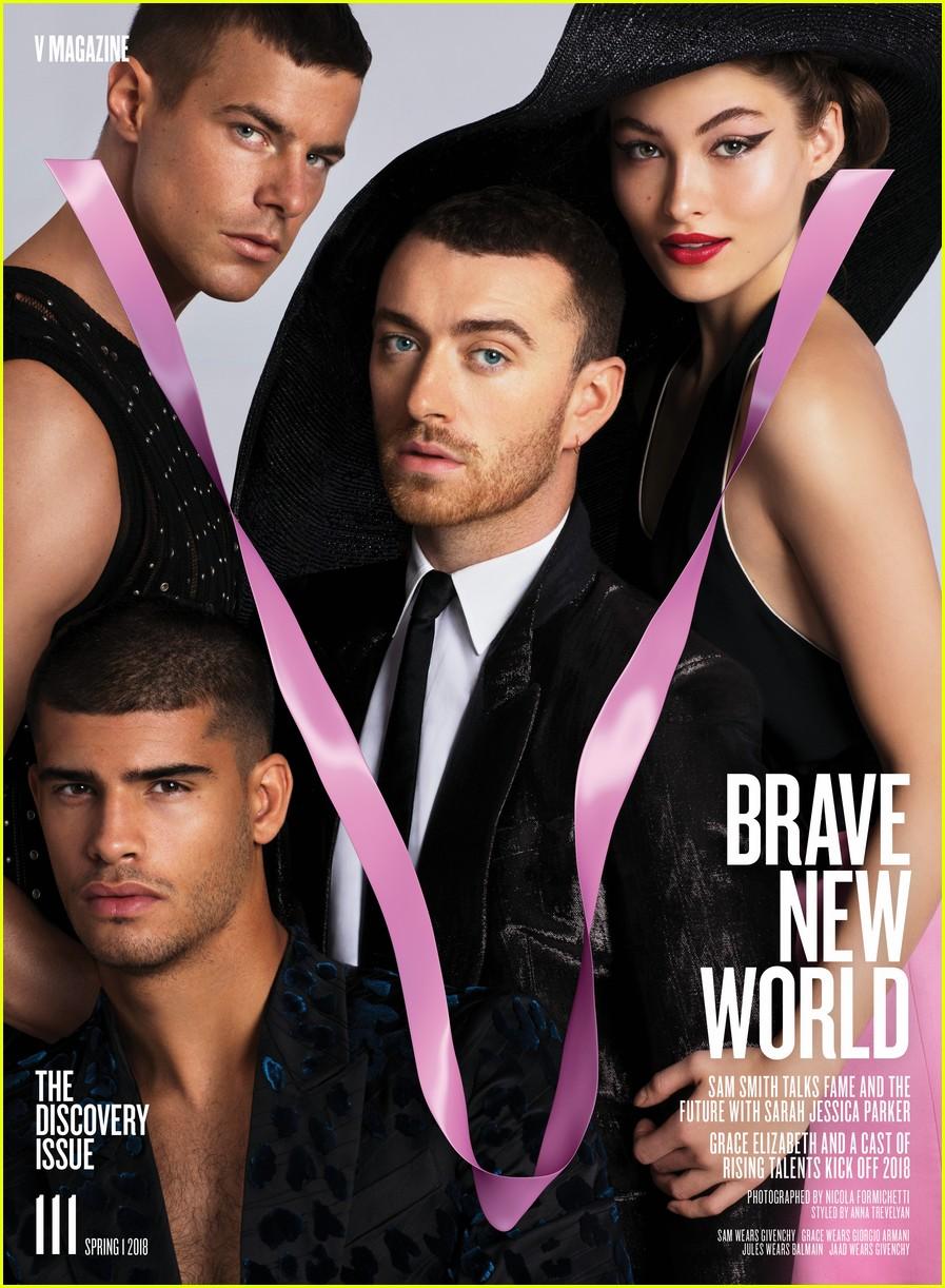 sam smith v magazine cover 014007060