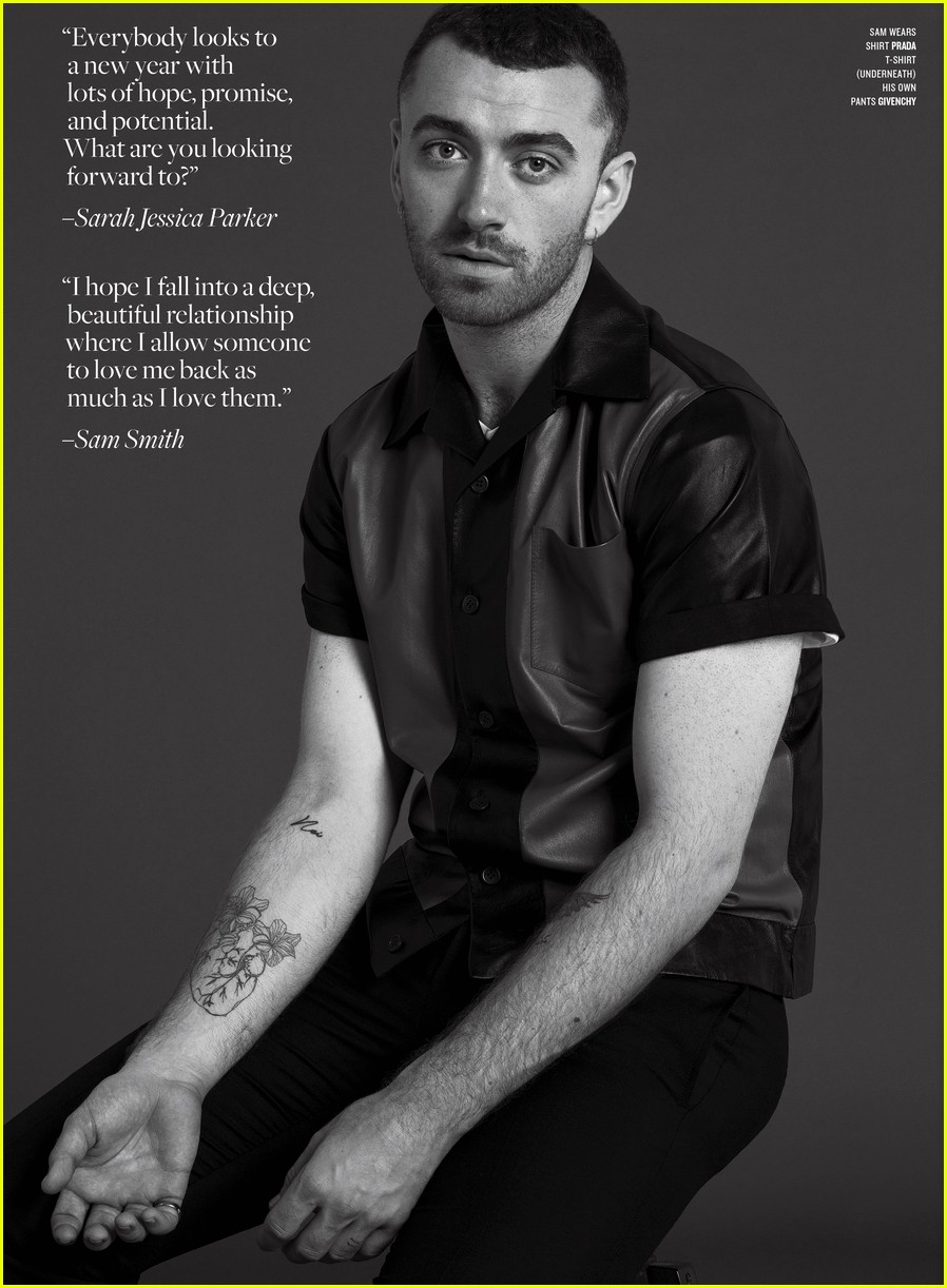 sam smith v magazine cover 044007063