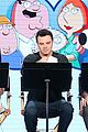 seth macfarlane mila kunis family guy tca panel 01