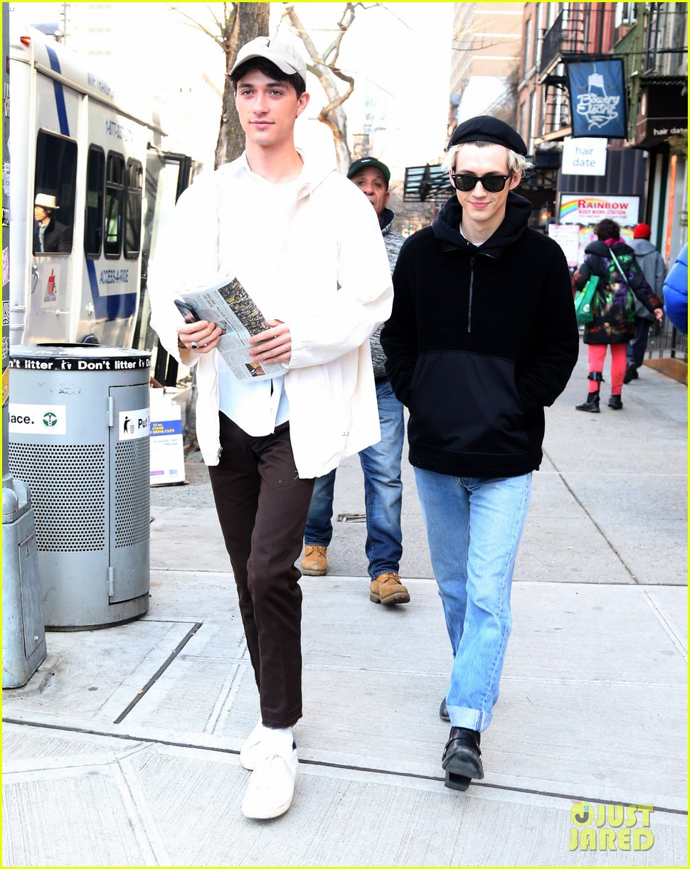 troye sivan and boyfriend jacob bixenman step out in nyc 064020657