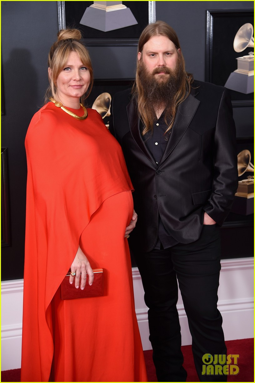 Chris stapleton pregnant wife morgane couple up for for How many kids does chris stapleton have