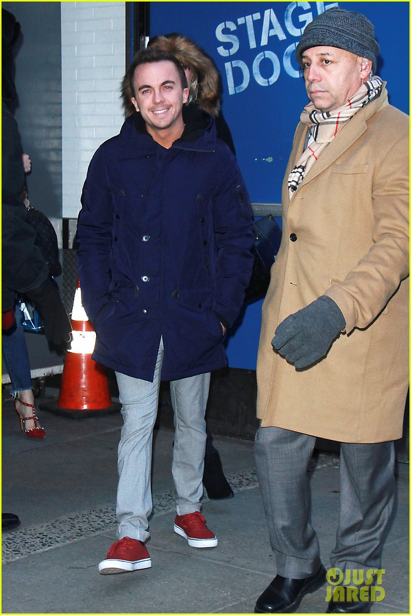 garrett hedlune sharon stone continue promoting mosaic in nyc 014016619