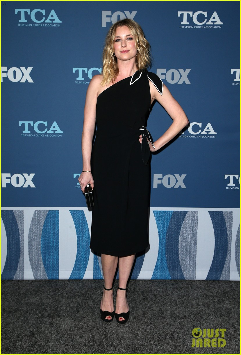 Emily VanCamp, Angela Bassett, Jamie Chung & More Step Out for Fox\'s ...
